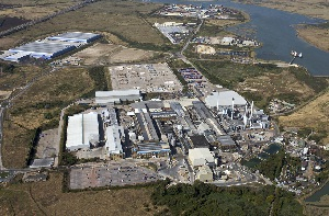 Kemsley Mill Combined Heat and Power Plant